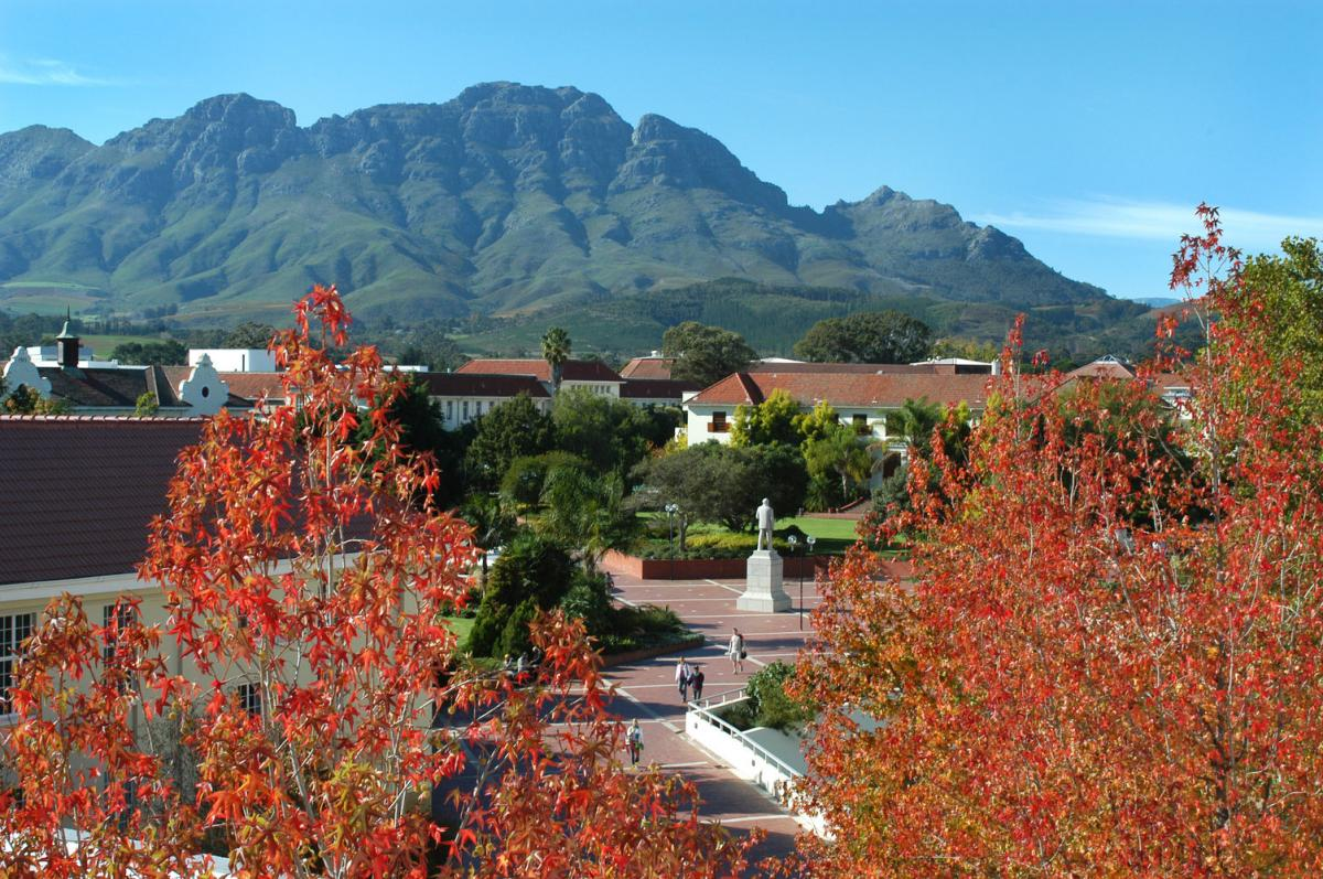 University of Stellenbosch Campus