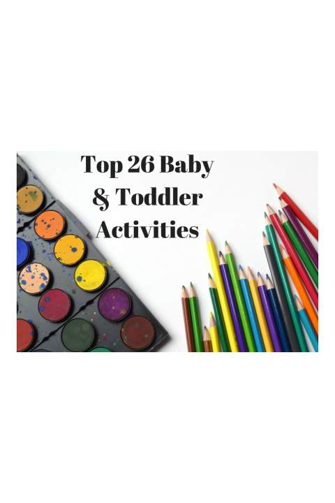 Top 26 Baby & Toddler Activites For Free Or A Small Cost!