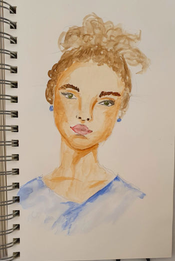 Watercolours - What I Have Learnt So Far