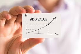 Add Value to All You Do