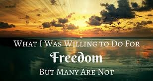 Freedom To Live A Life You Love