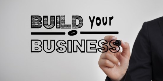 how to build a home based business