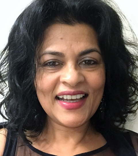 Author Shyamani Selvan