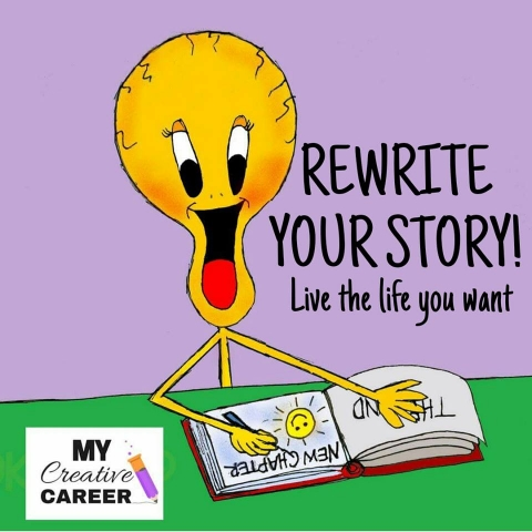 Rewrite Your Story - Part 4