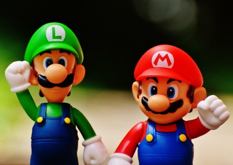 Top 5 Video Games to Play with Your Kids