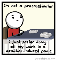 Why We Procrastinate: A 5 Minute Solution