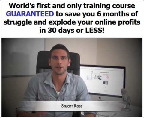 Six Months to Six Figures Online Video Training