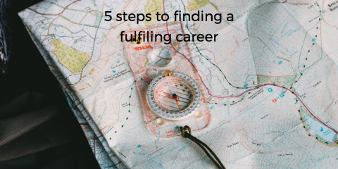So how do you find fulfilling work?