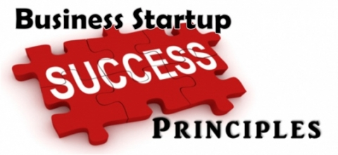 Business Startup Success Principles