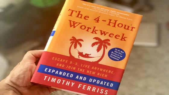The 4-Hour Workweek By Tim Ferriss - Trading your time for money or happiness????