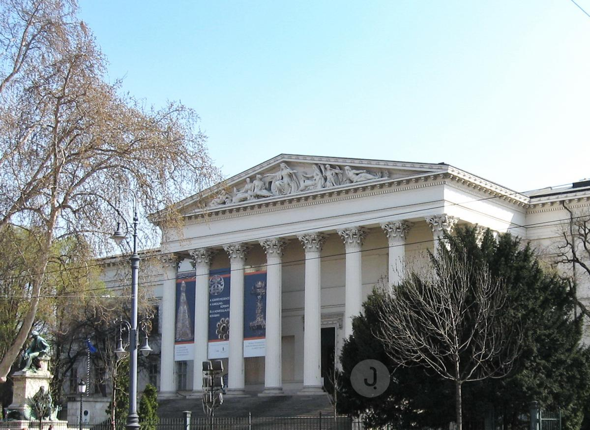 The Hungarian National Museum