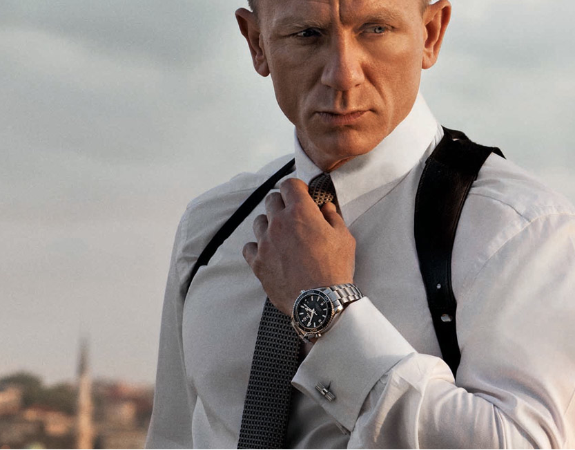 Omega Mens Seamaster 300M: Keeping The Time Like 007