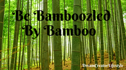 Be Bamboozled By Bamboo
