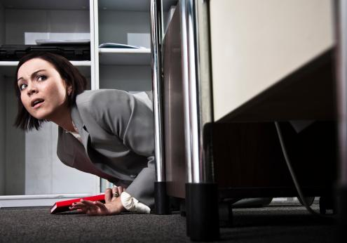 Ladies, You Have Been Found Out! Why Do Women Entrepreneurs Hide?