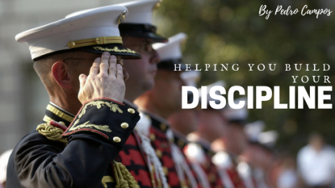 3 Tips to be more disciplined