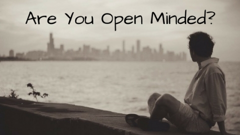 Why Those with an Open Mind are More Likely to Succeed