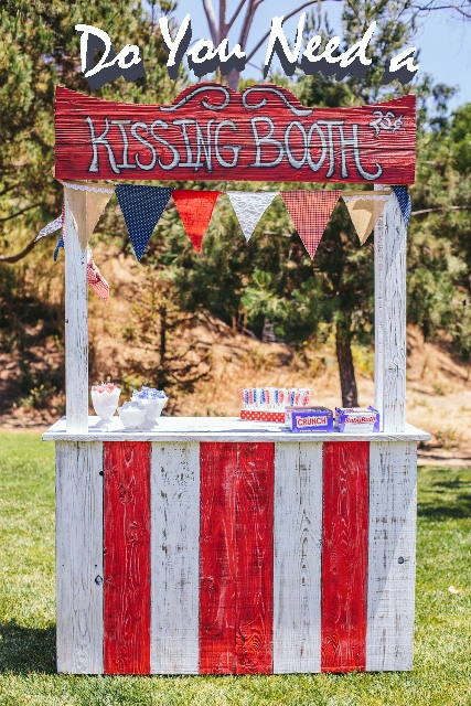 Do You Need a Kissing Booth