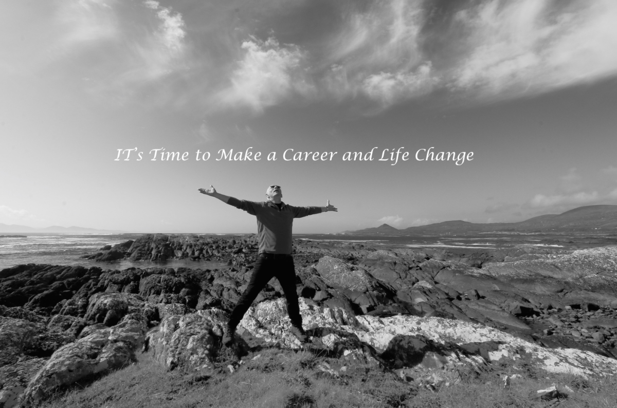 Career and Life Change. TIPS on Helping You Make An Informed Decision.