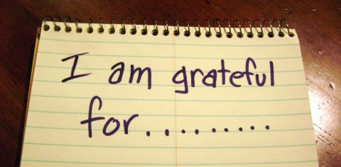 What does gratitude do for you?