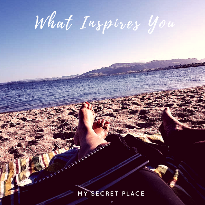 What Inspires You?