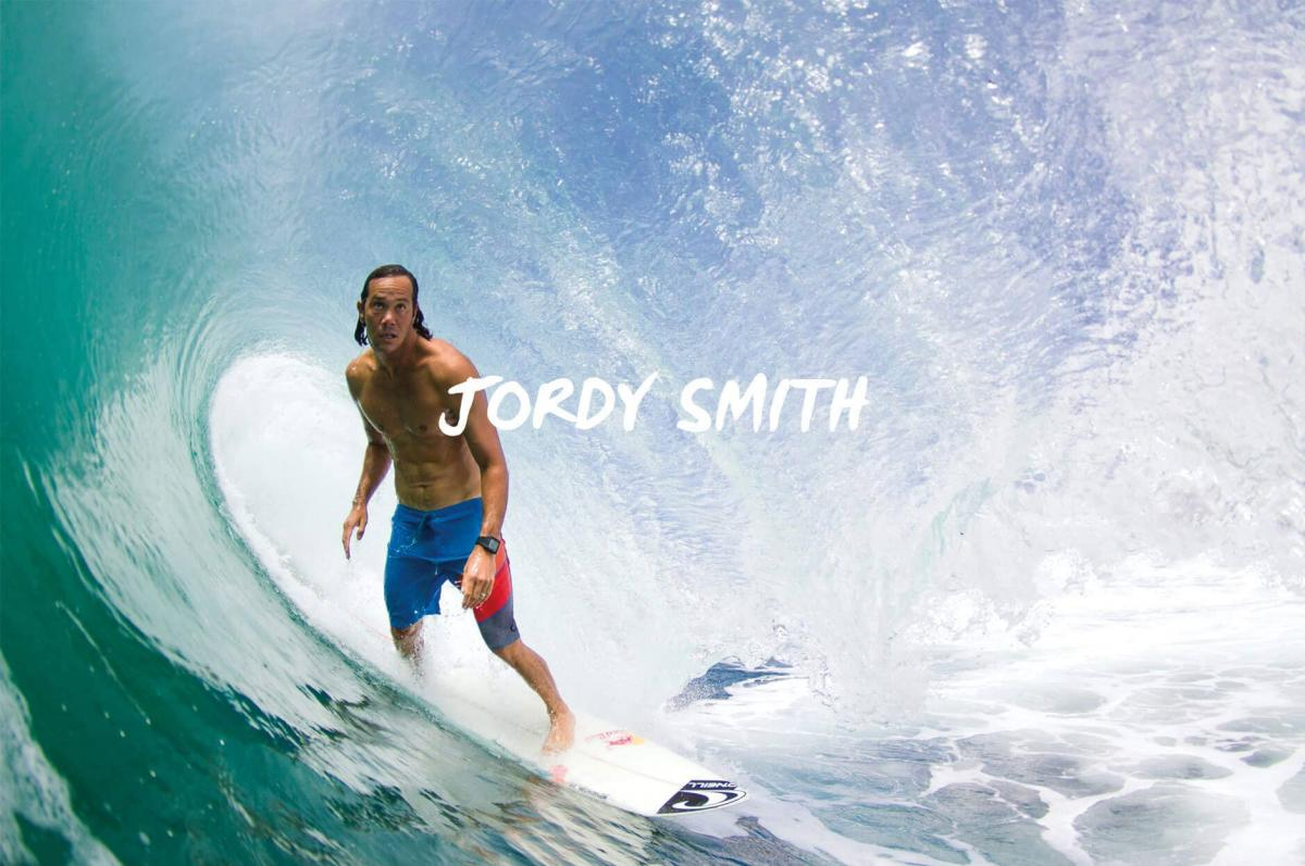"""A WHOLE LOT OF CRUMBS MAKE A BREAD"" - Jordy Smith, 4th world ranked surfer on the World Surf League  (WSL) - 2017 Men's Championship Tour."