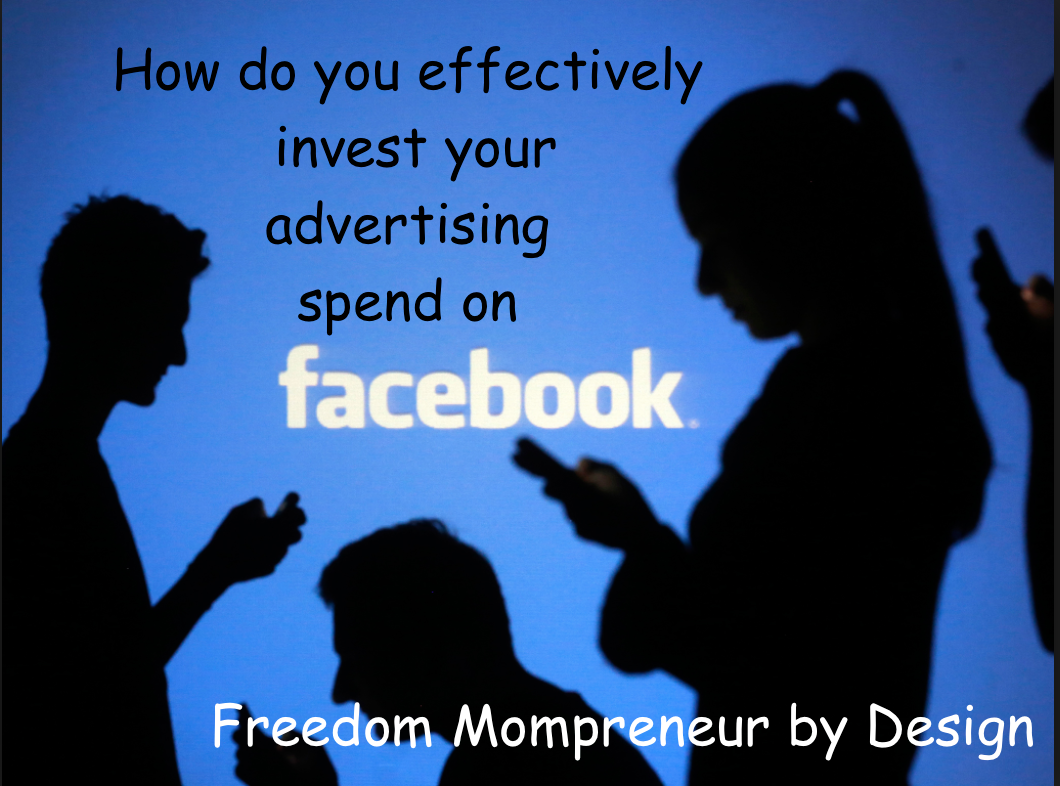 How do you advertise on facebook paid and effectively