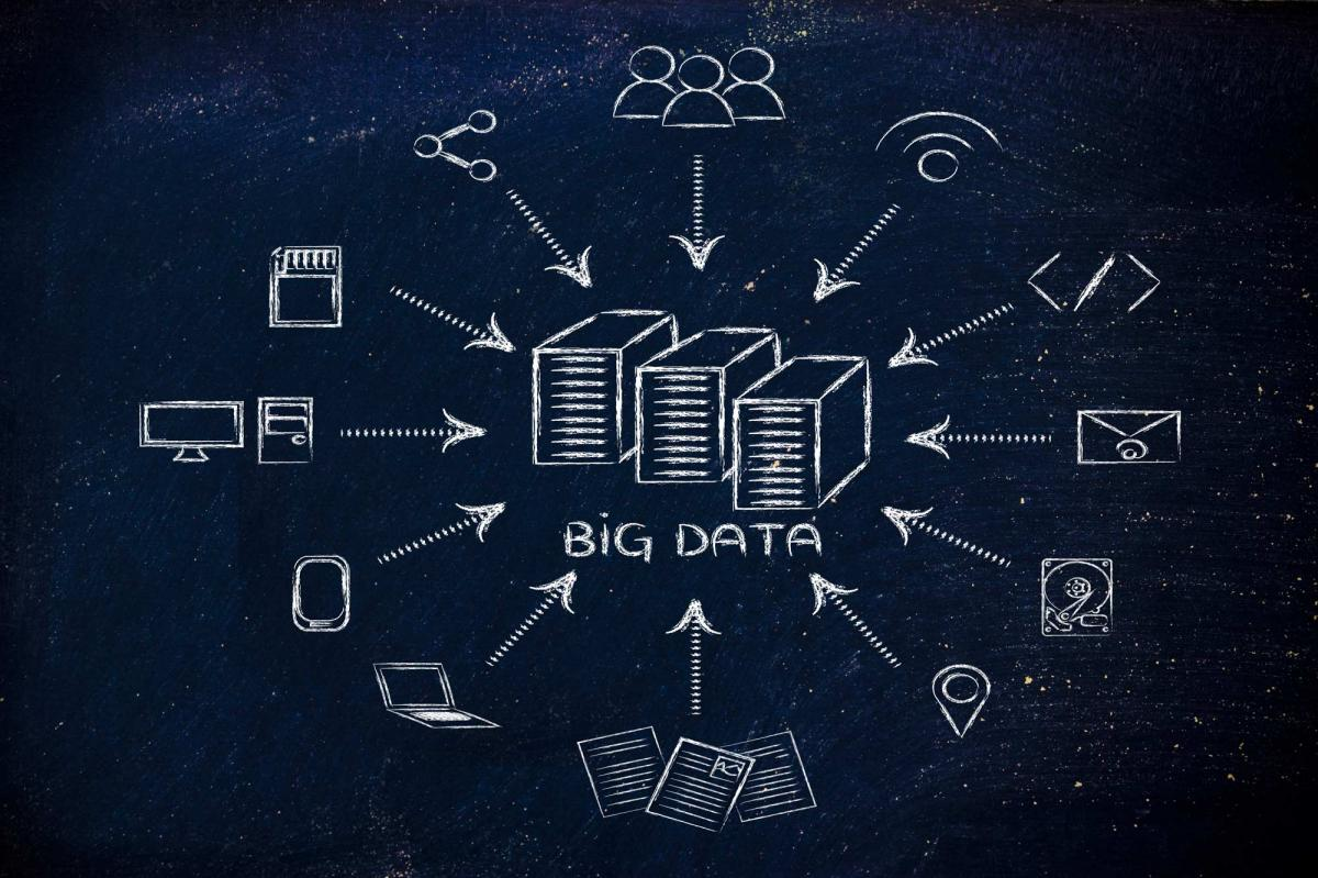 THE UNDERESTIMATION OF CONNECTION AND BIG DATA