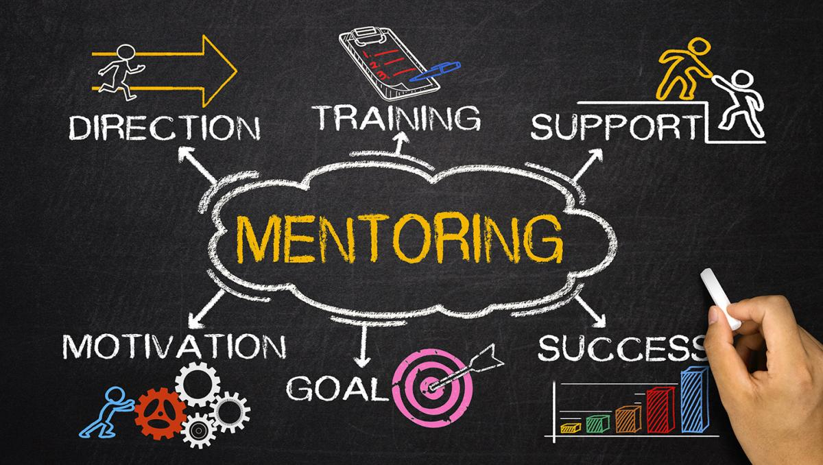 Mentoring – who needs that?