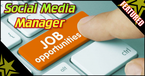 WANTED: Social Media Manager
