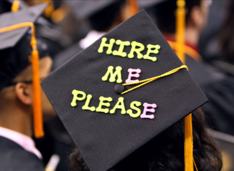 Is Your COLLEGE GRADUATE - Unemployed