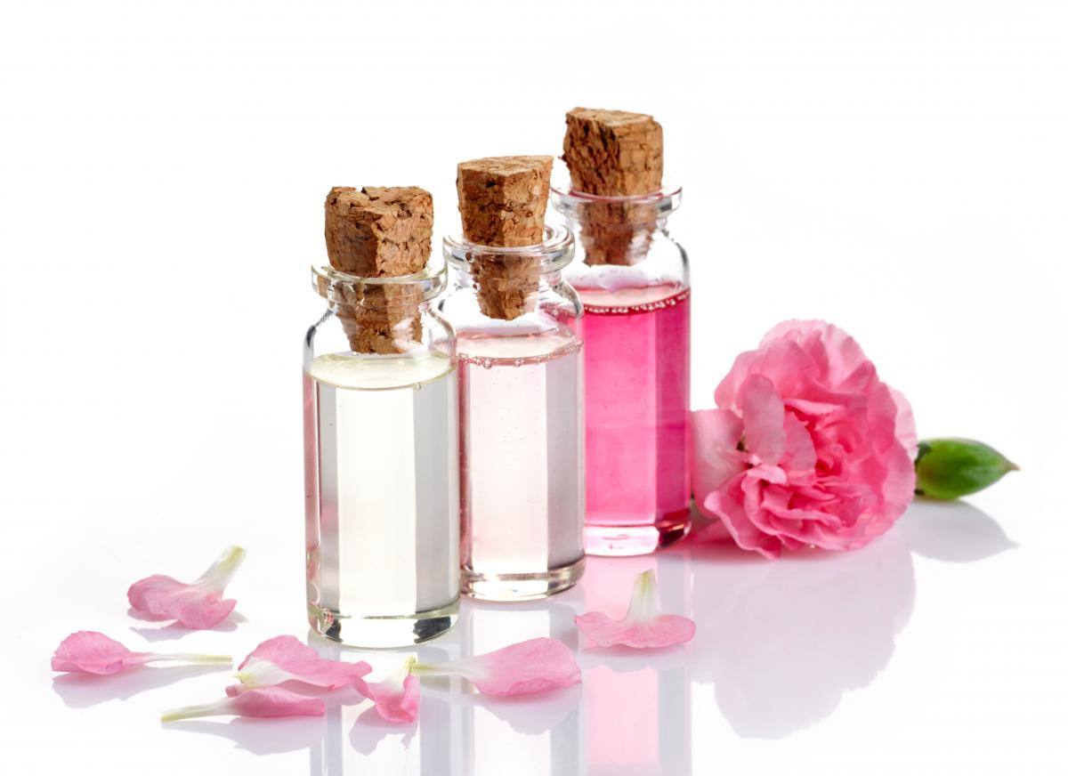 Home made rose water  primer and setting lotion for long lasting make up