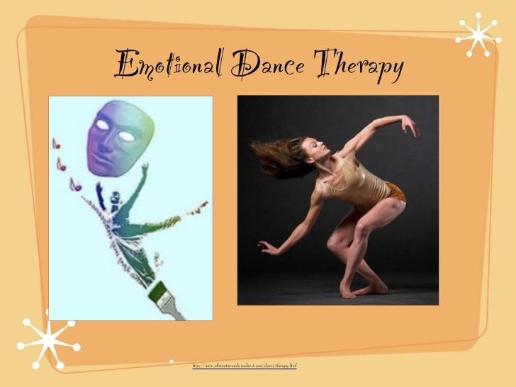 Psychological principles in dance therapy