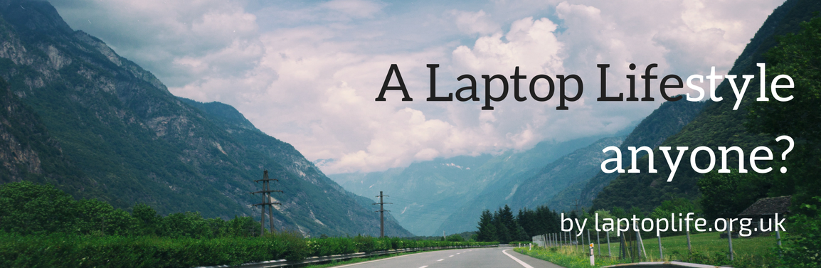A Laptop lifestyle anyone?