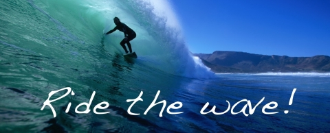 Ride the wave to six figure income