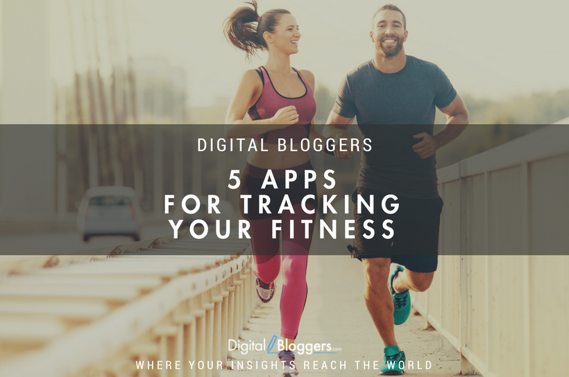 5 apps to track your fitness