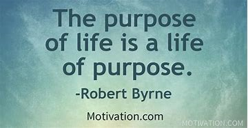 Find Purpose, Live Life