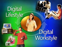 Discover Your New Internet Digital Lifestyle