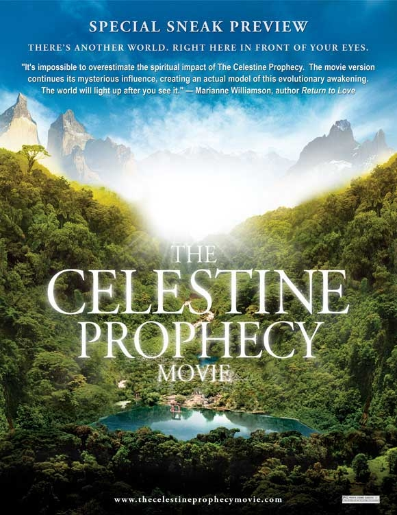 The Celestine Prophecy: The Movie