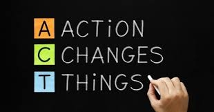 Habit 3 - Taking Action