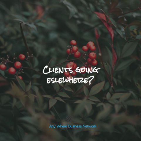 Why Do Clients Leave?