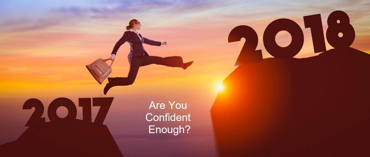 Are You Confident Enough?