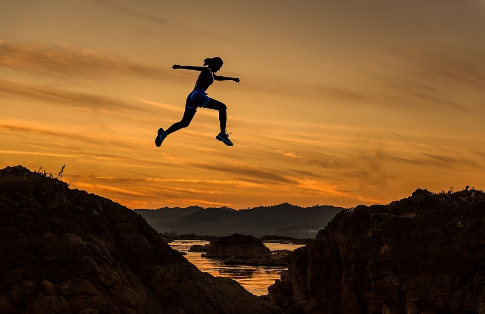 Taking the Leap - Start Before You Are Ready