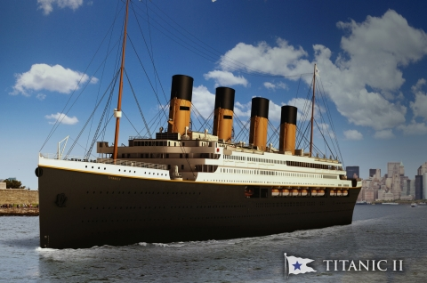 Current Events and The Titantic Revisited (briefly)  (music video clips included))