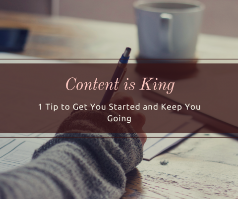 1 Tip For Creating Great Content When You Don't Know Where to Start