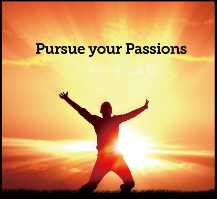Freedom To Pursue Your Passion
