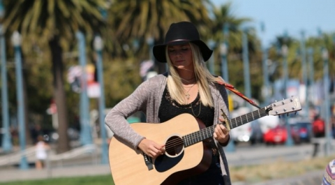 Introducing Singer Songwriter – Karly Moreno