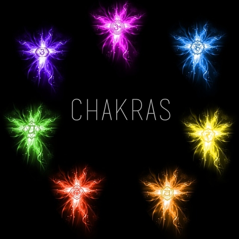 The Chakras and Transformative Eating