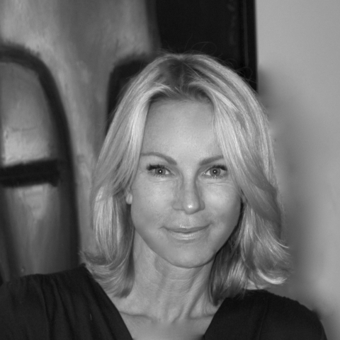 Author Harriet Nilsson