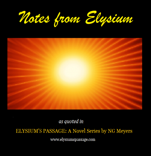 NOTES FROM ELYSIUM