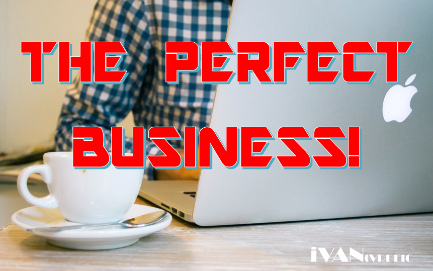 The Perfect Business - Starting a Business